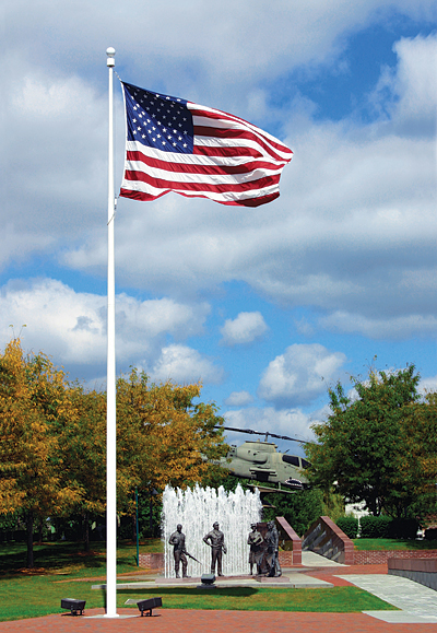 Independence series irw concord american flagpole the independence series from concord american flagpole is the perfect choice when your project calls for a commercial grade flagpole utilizing a heavy duty publicscrutiny Image collections